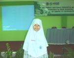 Shalimar di Ruang Workshop